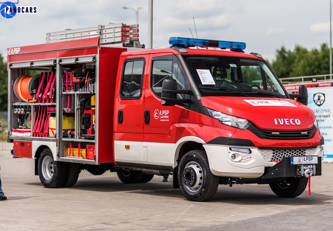 pojazdy pożarnicze iveco