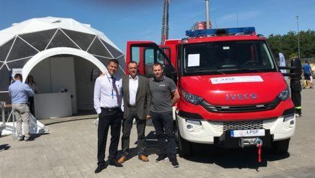 pojazdy pożarnicze