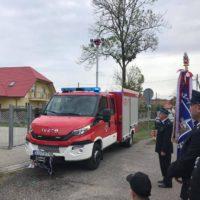 samochody pożarnicze lekkie
