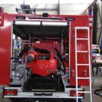 zabudowa pojazdów pożarniczych
